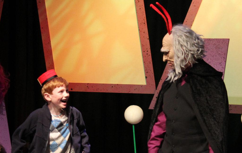 The Lackey Talks Back, Eureka Theater, San Francisco